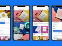 Facebook Shops, la nuova funzione di social commerce