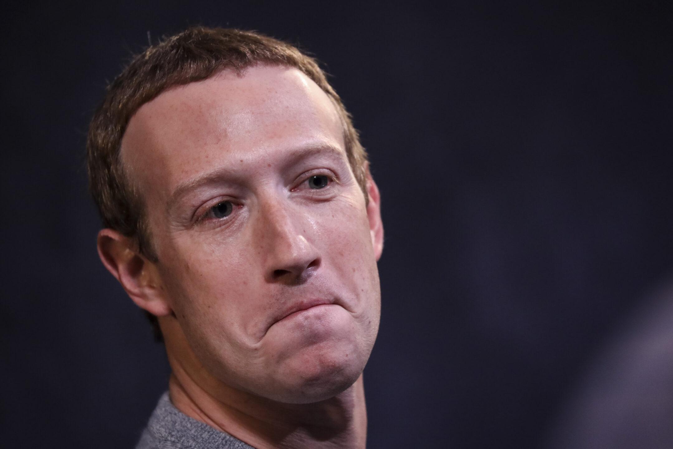 mark zuckerberg nel 2020 non ha venduto un'azione Facebook per la sua Chan Zuckerberg Iniziative