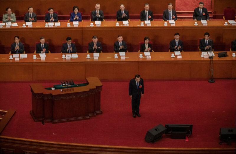 Cina: il primo ministro cinese Li Keqiang