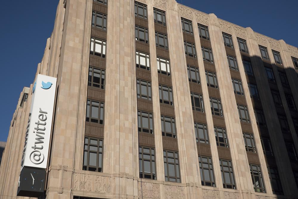 Twitter, la sede di San Francisco