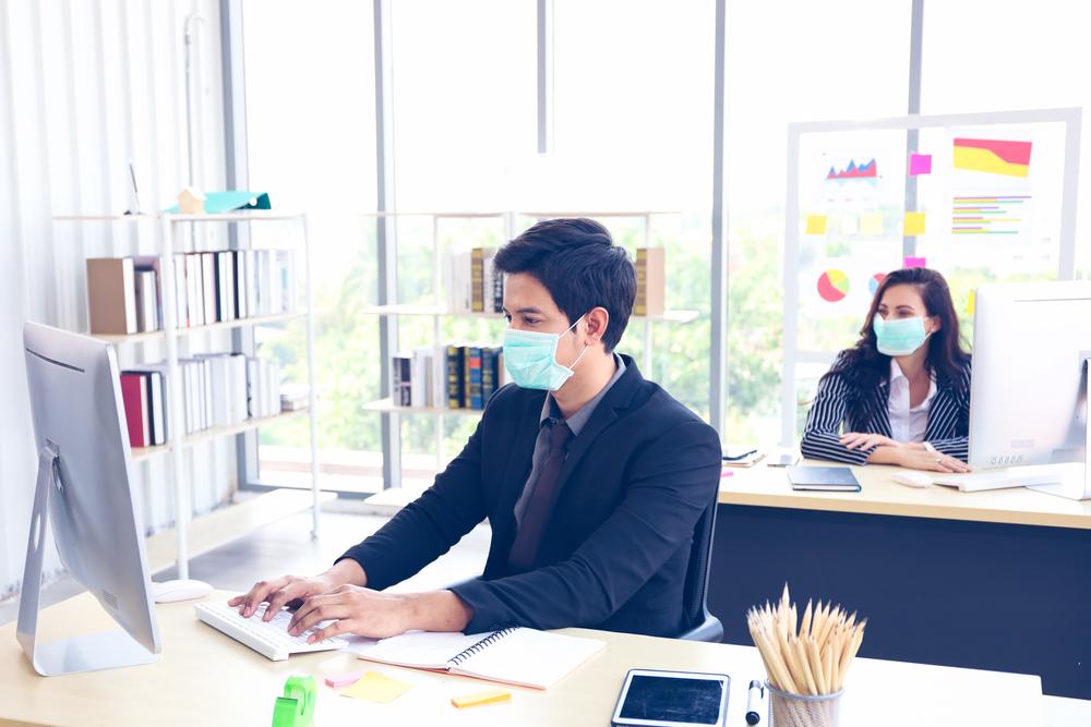 Coronaviru, lavoro in sicurezza: uffici post Covid-19