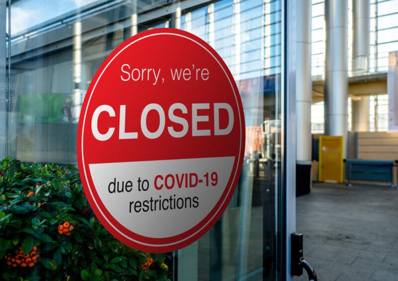 Coronavirus: lockdown covid-19