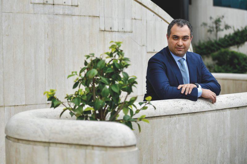 Gabriele Benedetto, amministratore delegato di Telepass (Courtesy Telepass)