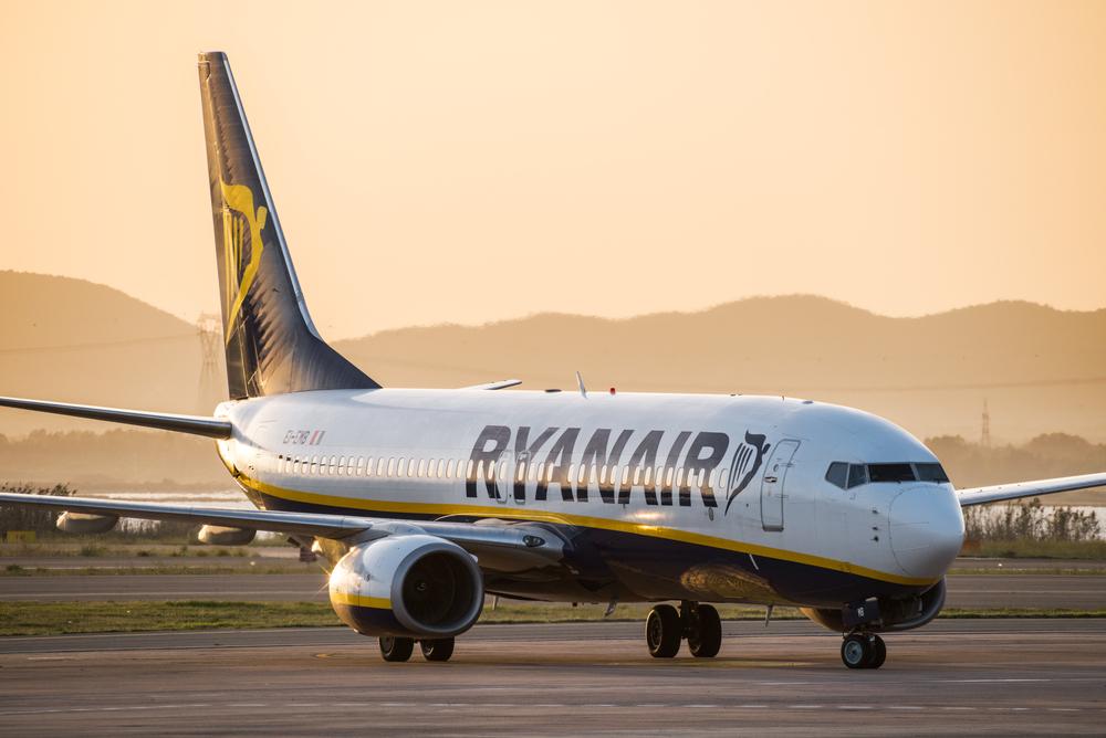 Ryanair, compagnia aerea irlandese