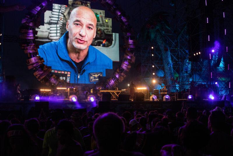 """""""L'Europa nello spazio? Al passo con Usa e Russia"""", Luca Parmitano guarda oltre Nasa e SpaceX"""
