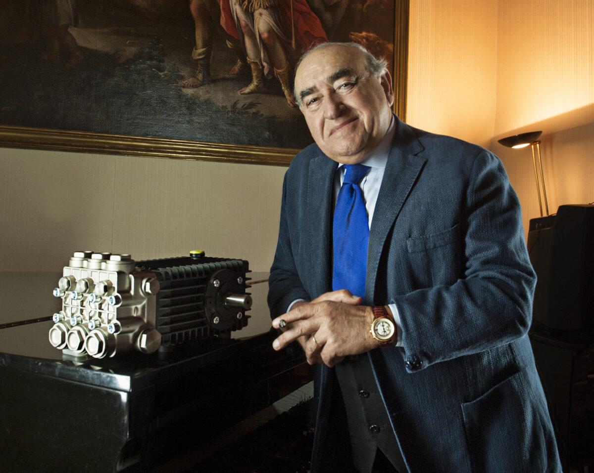 Ha creato dal nulla un leader mondiale, ora Fulvio Montipò spiega come l'Italia può ripartire