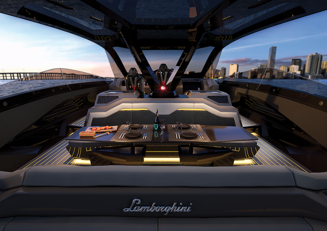 Tecnomar for Lamborghini 63
