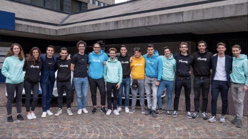 Staff Young Platform, startup blockchain