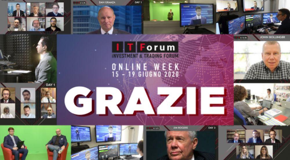 ITForum Online Week: un successo senza precedenti