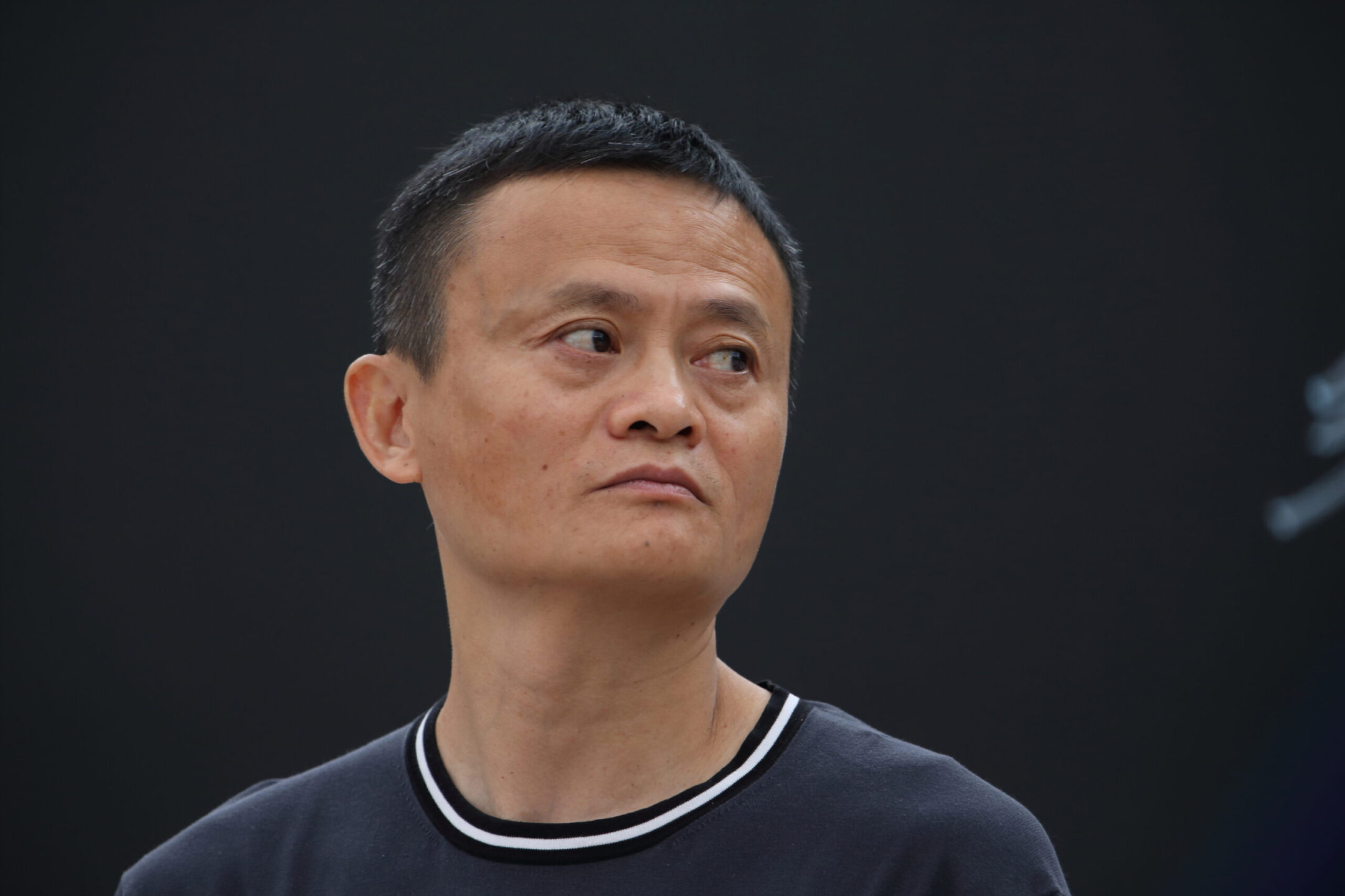 alibaba, la multa impatta sulla trimestrale (in foto Jack Ma)