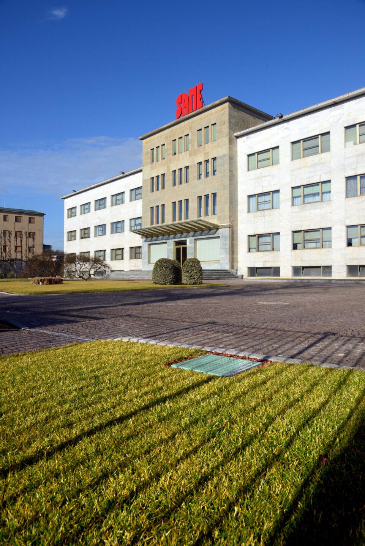 La sede del gruppo SDF a Treviglio, Bergamo