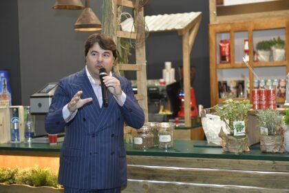 Matteo Zanetti, Presidente Segafredo Zanetti Coffee System