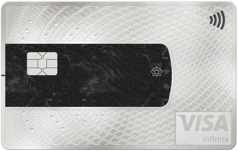 carta di credito anti batteri by Insignia