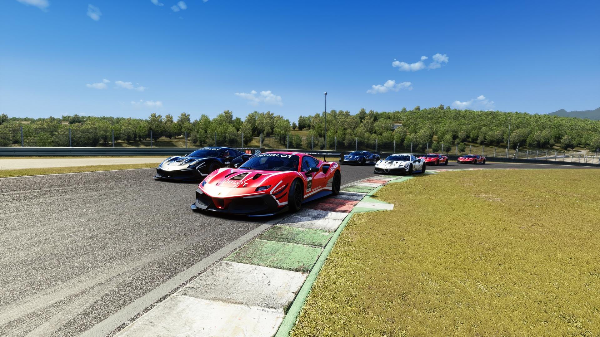 Ferrari Hublot Esports Series