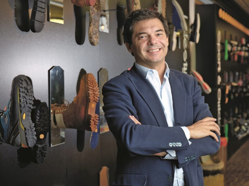 Paolo Manuzzi general manager Vibram