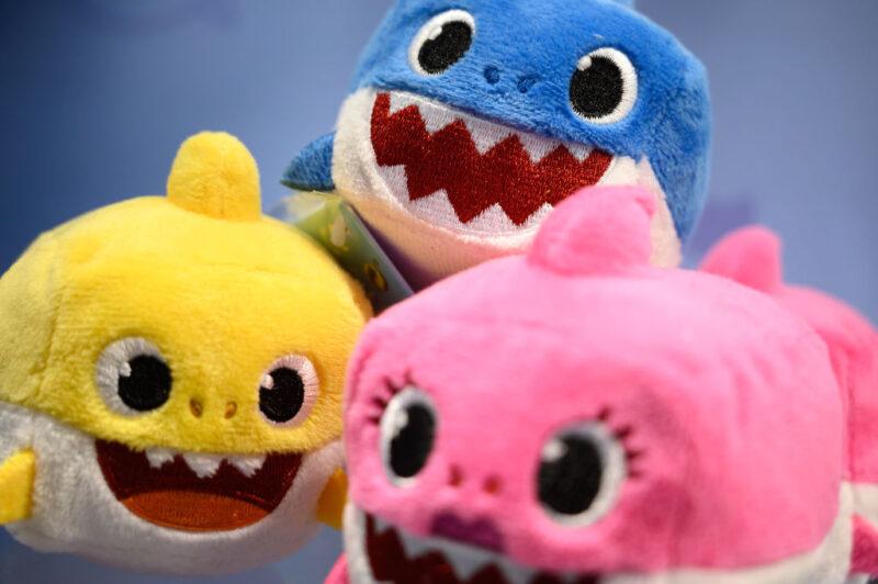 Baby Shark Dance Toys