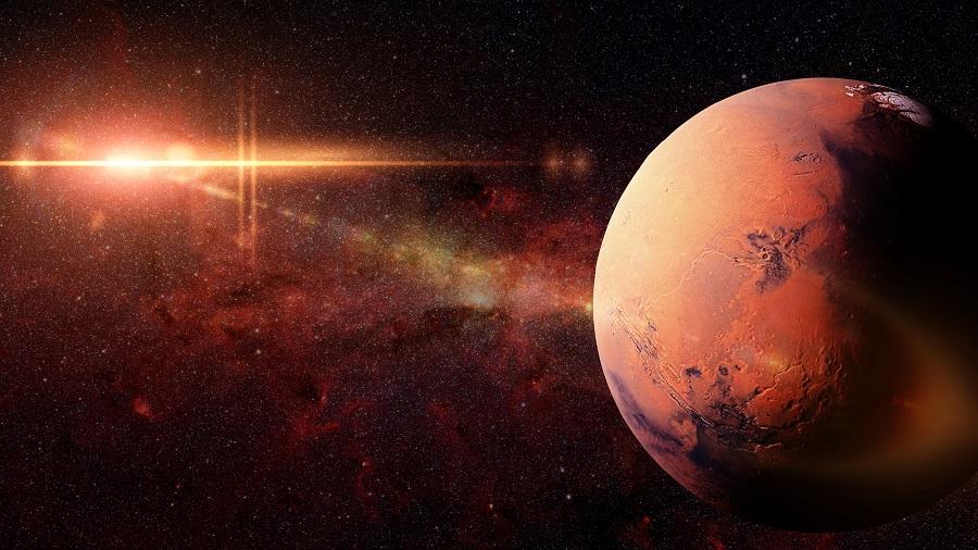 Missione spaziale su Marte