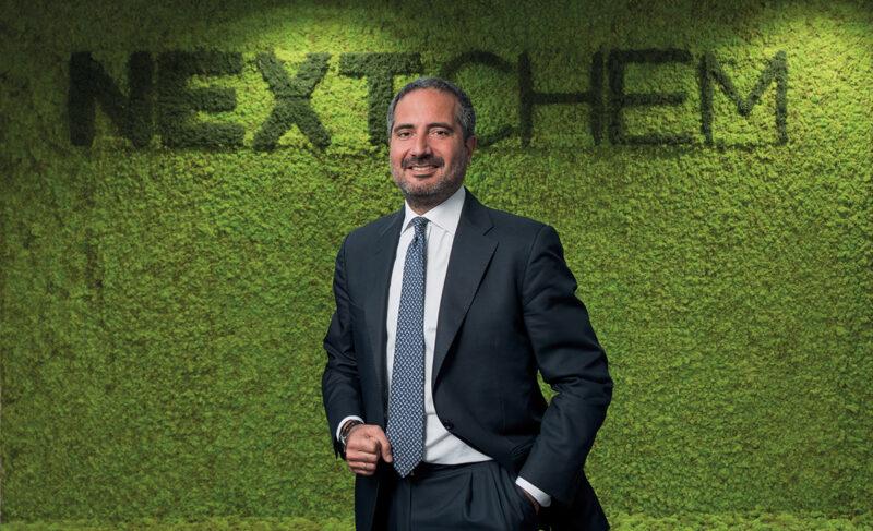 Roberto Folgiero, ceo di NextChem e Maire Tecnimont
