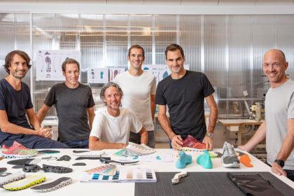 Roger Federer e On