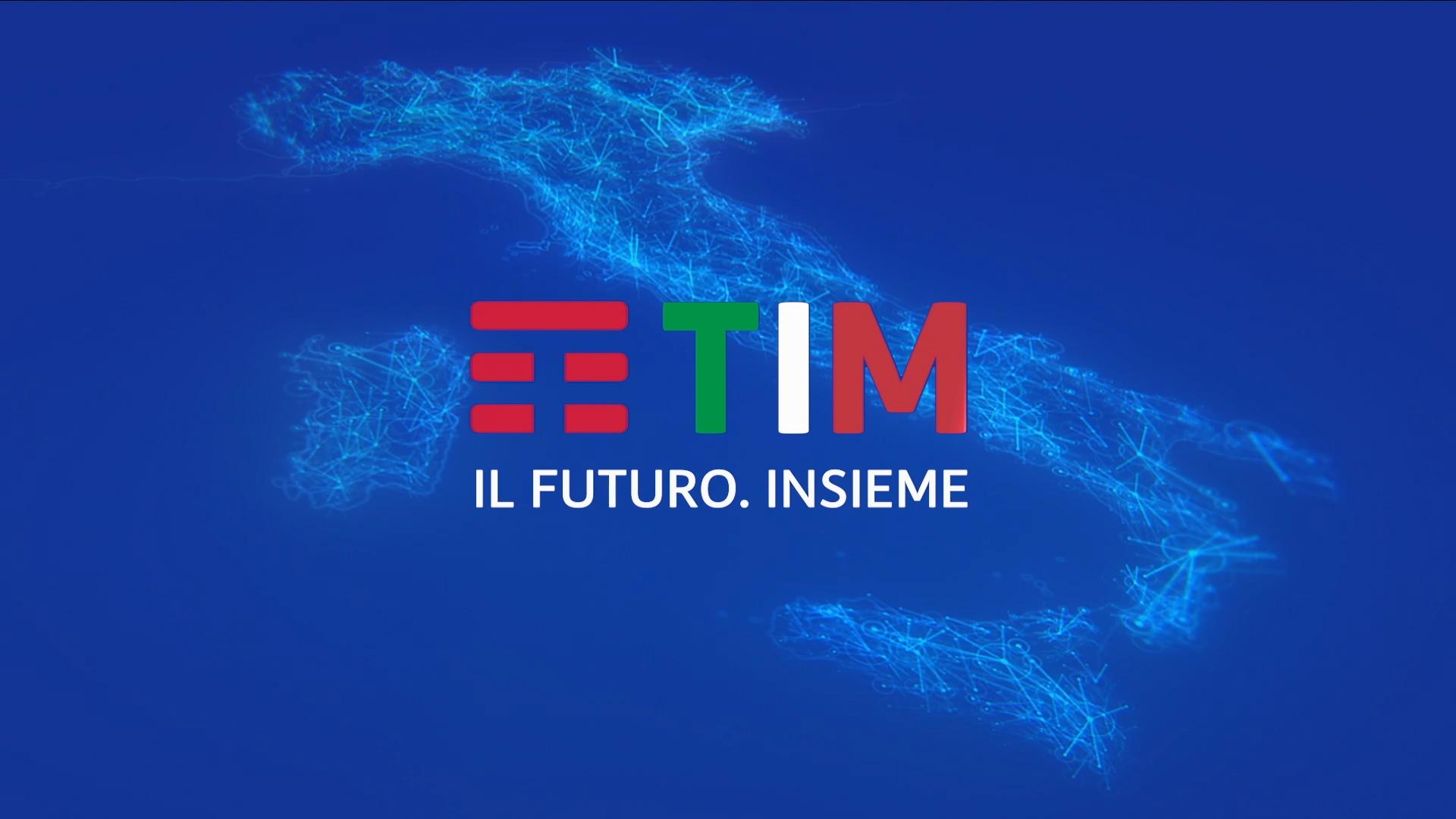 Tim, il futuro è insieme