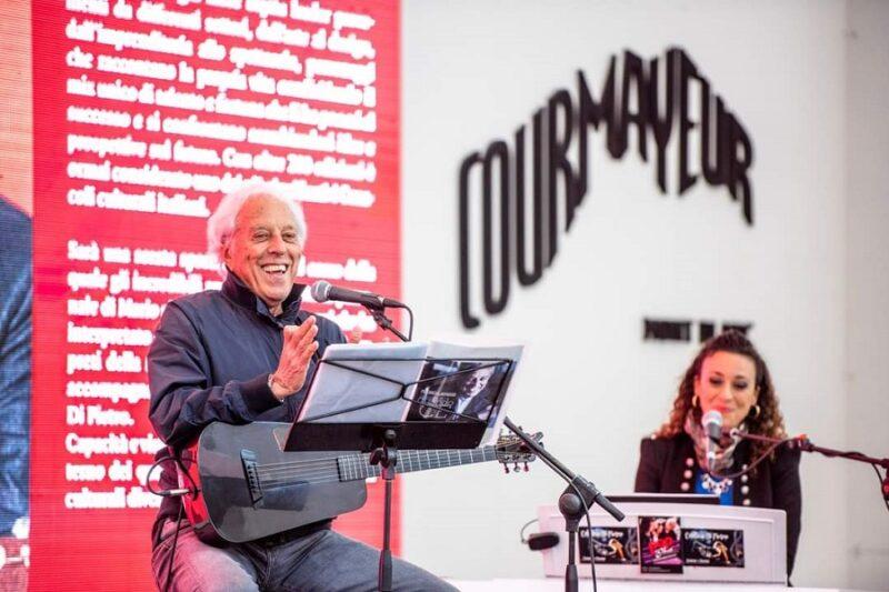 Cenacolo di Arturo Artom estate 2020 - Courmayeur: ospite Mario Lavezzi