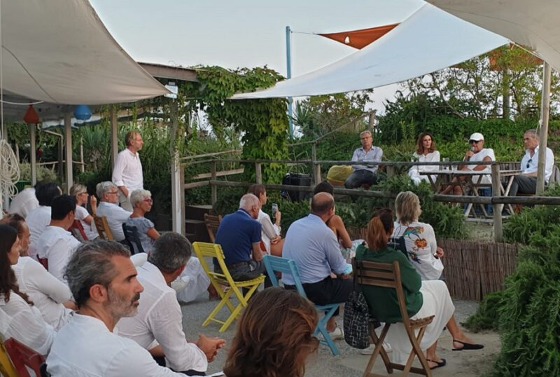 Cenacolo di Arturo Artom: estate 2020 Forte dei Marmi