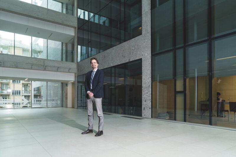 Oliviero Baccelli, direttore del Memit, master della Bocconi dedicato al mondo dei trasporti e della smart mobility