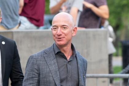 Jeff Bezos ad di Amazon