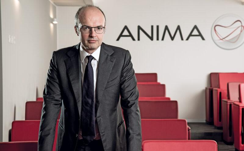 ceo di Anima Holding