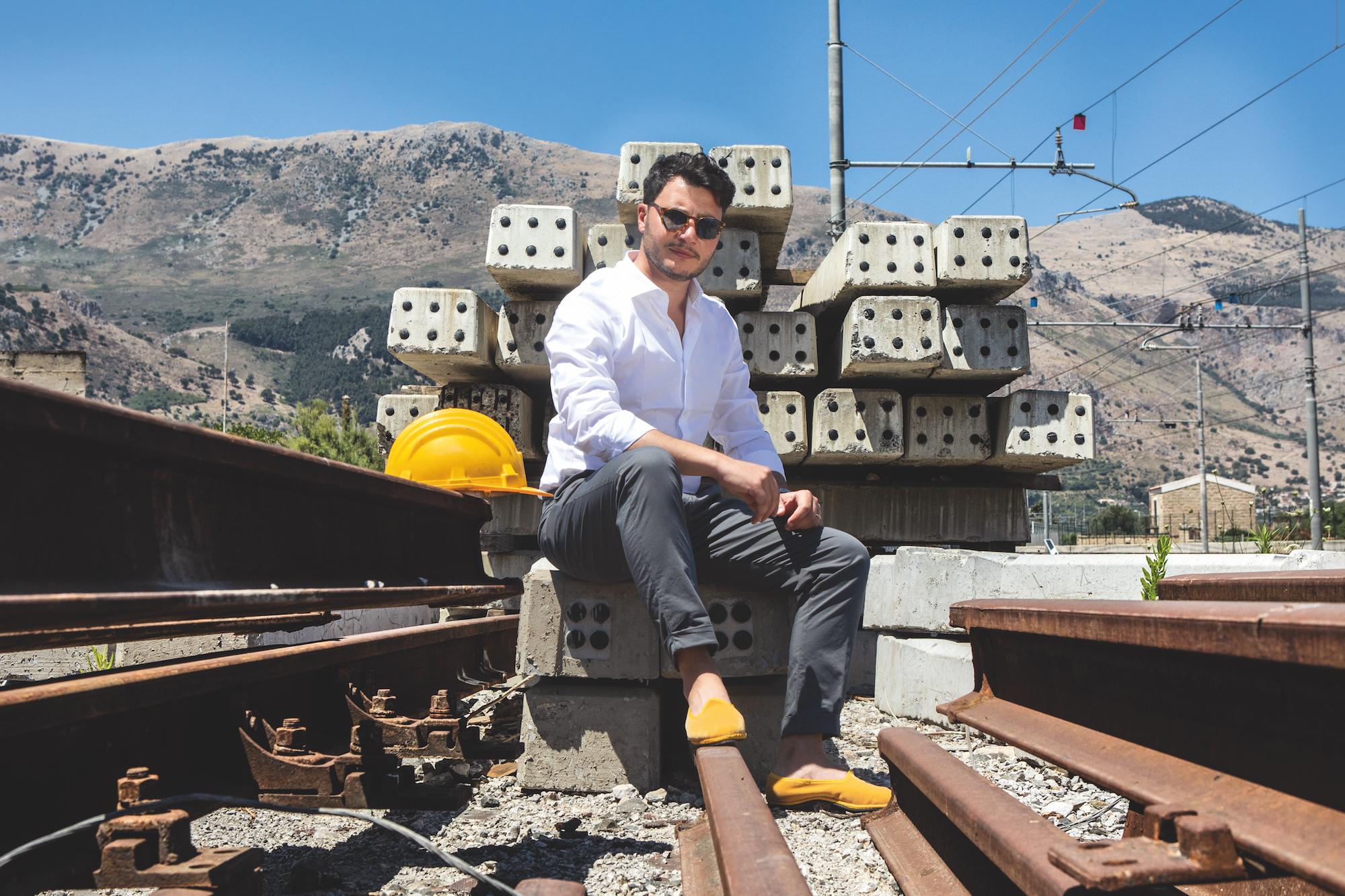 Mobilità sostenibile: Giovanni De Lisi, fondatore di Greenrail