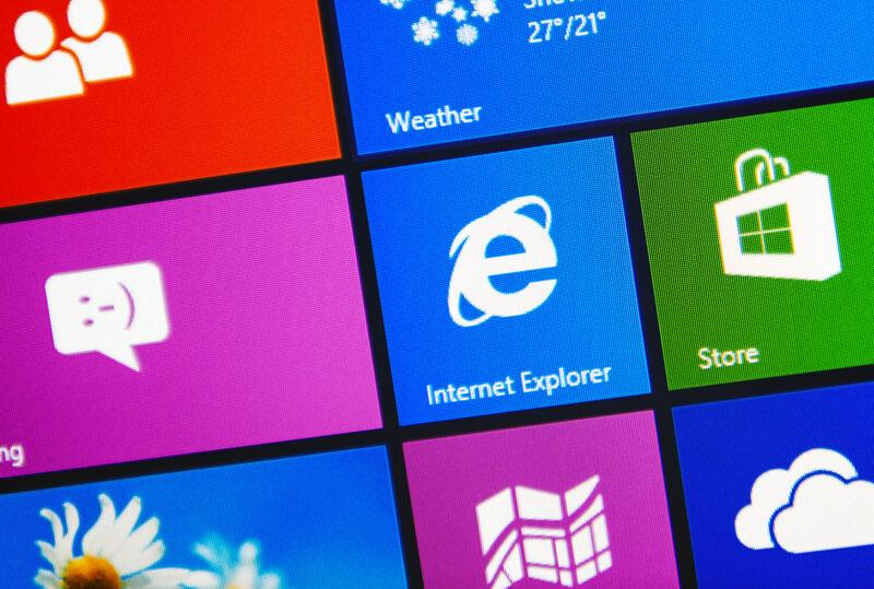 Microsoft - Internet Explorer