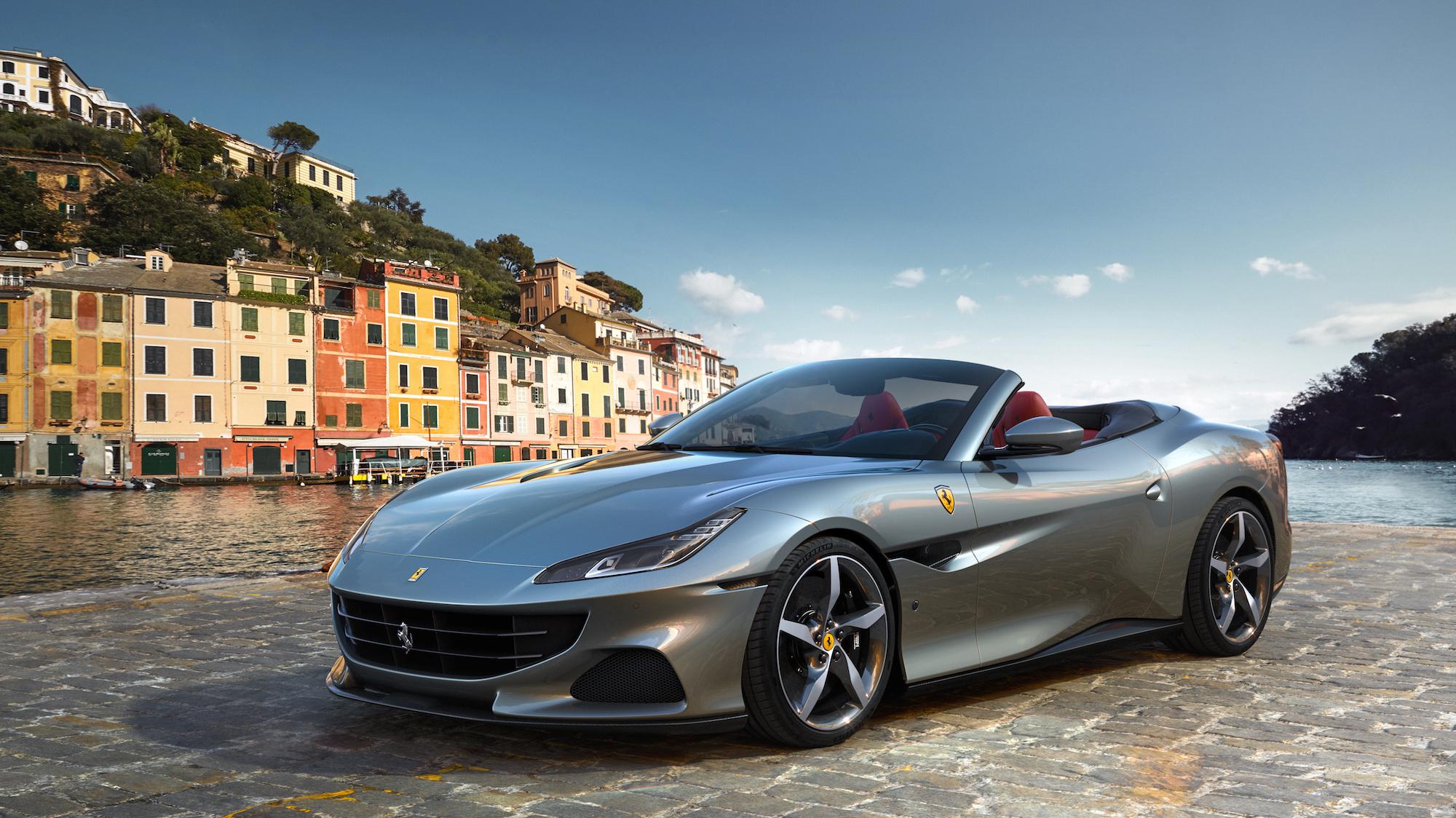 Ferrari Portofino M,