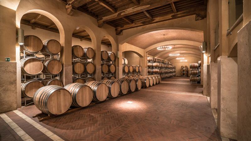 Cantina Cecchi vini italiani
