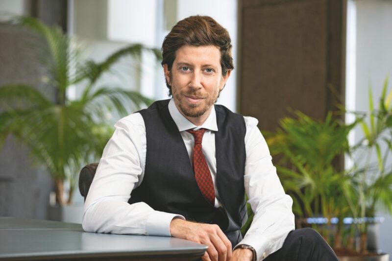 Ernesto Fustemberg Fassio, vicepresidente di Banca Ifis.