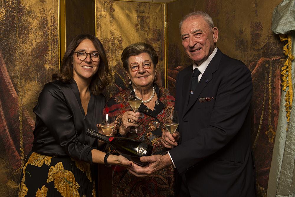 Francesca Moretti nomina Giovanni Pinna