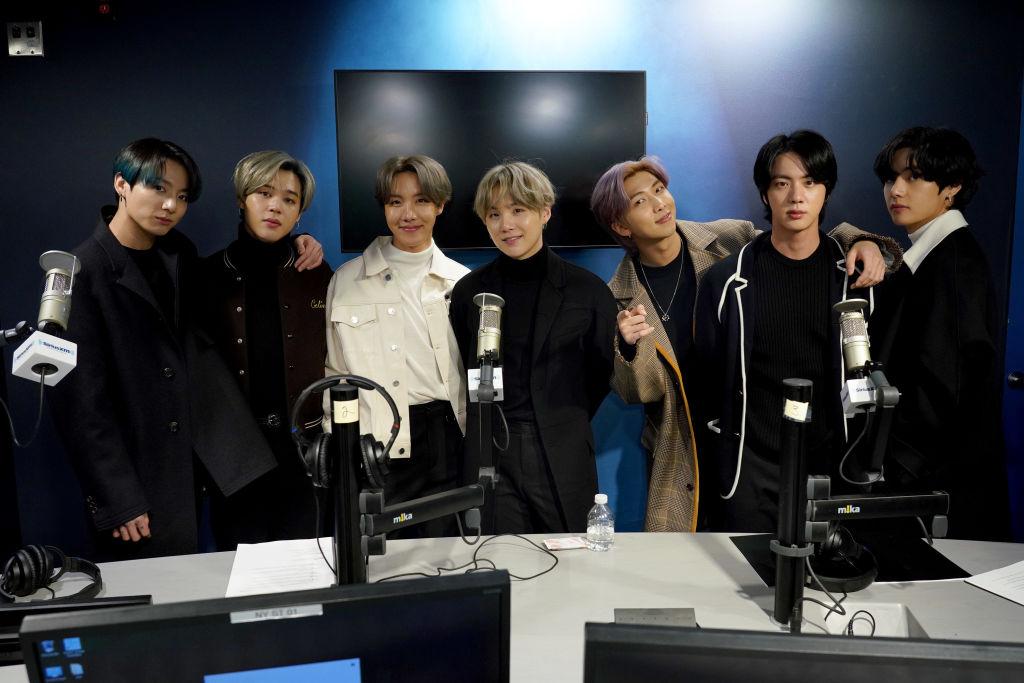 k-pop bts, big hit entertainment,