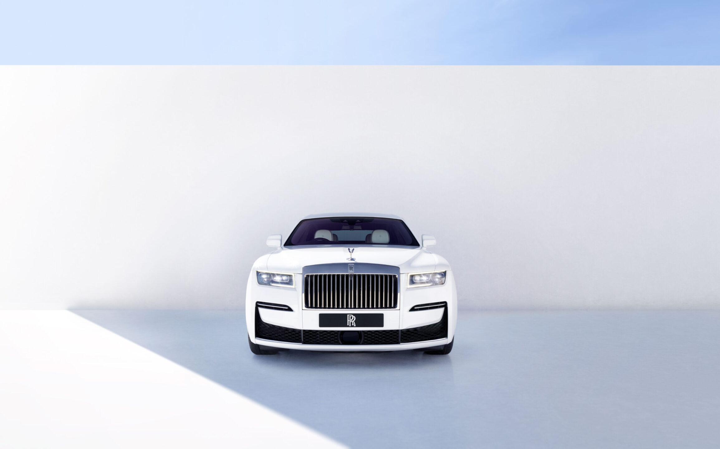 nuova Rolls Royce Ghost