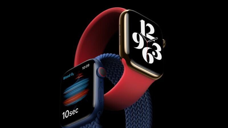 Apple Watch Serie 6 e SE