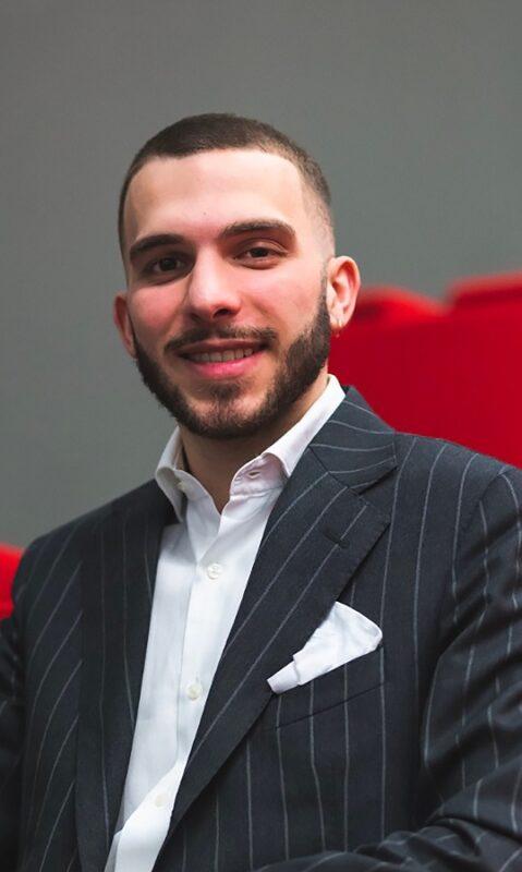 Giorgio Trablado, fondatore di Leverage Group, realtà nel network marketing