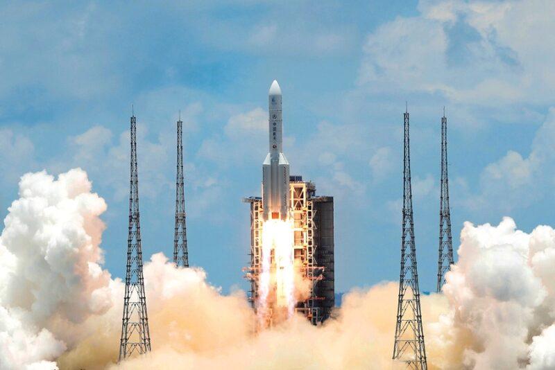 Spazio: Cina e space economy, la missione per Marte Tianwen-1