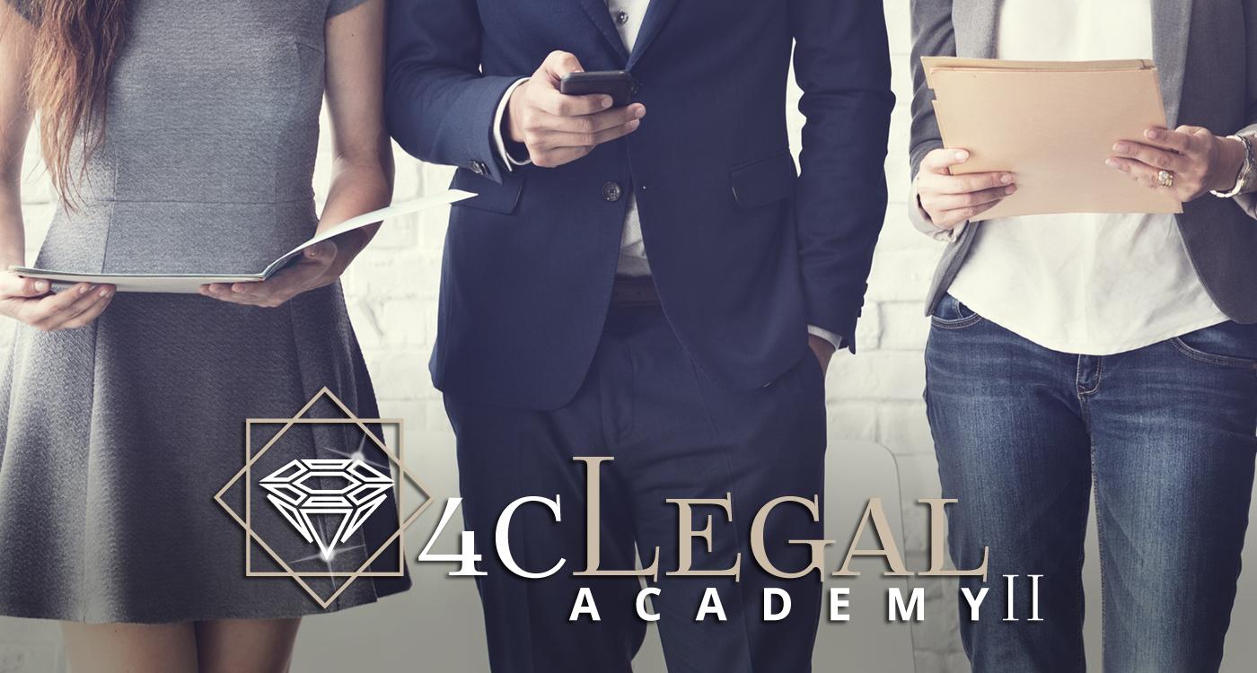 4cLegal Academy, il talent dei giuristi di domani