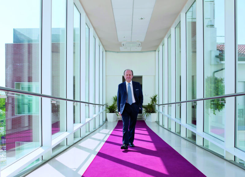Ettore Sansavini, presidente GVM Care & Research
