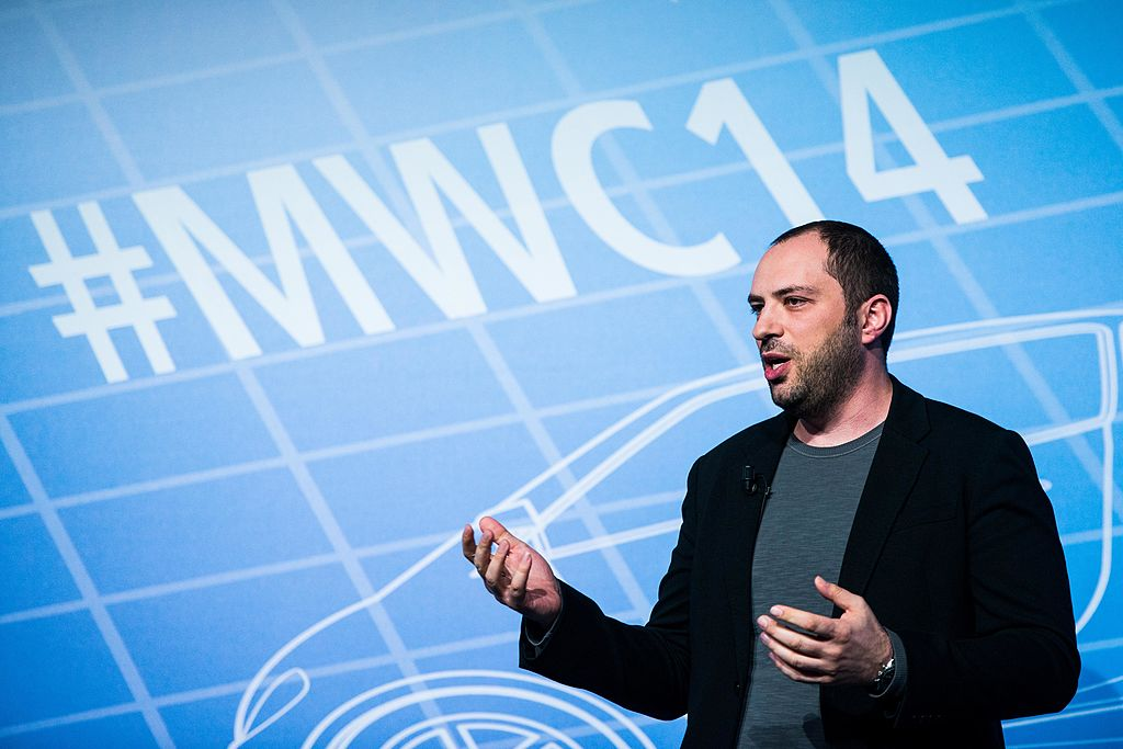 Jan Koum, il creatore di Whatsapp