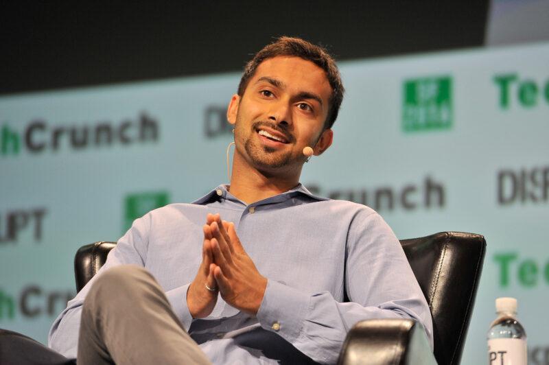 Il fondatore di Instacart, Apoorva Mehta