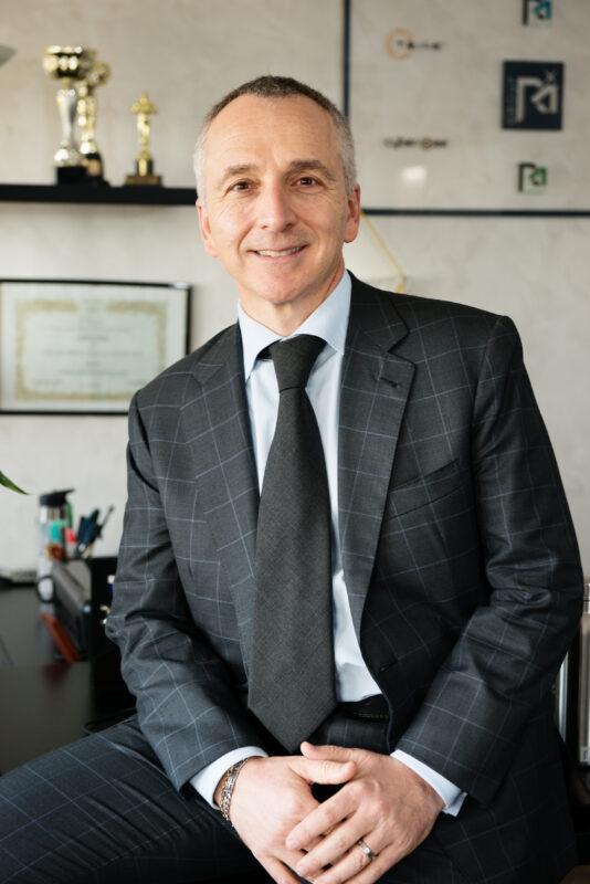 Giancarlo Stoppaccioli, presidente R1 Group