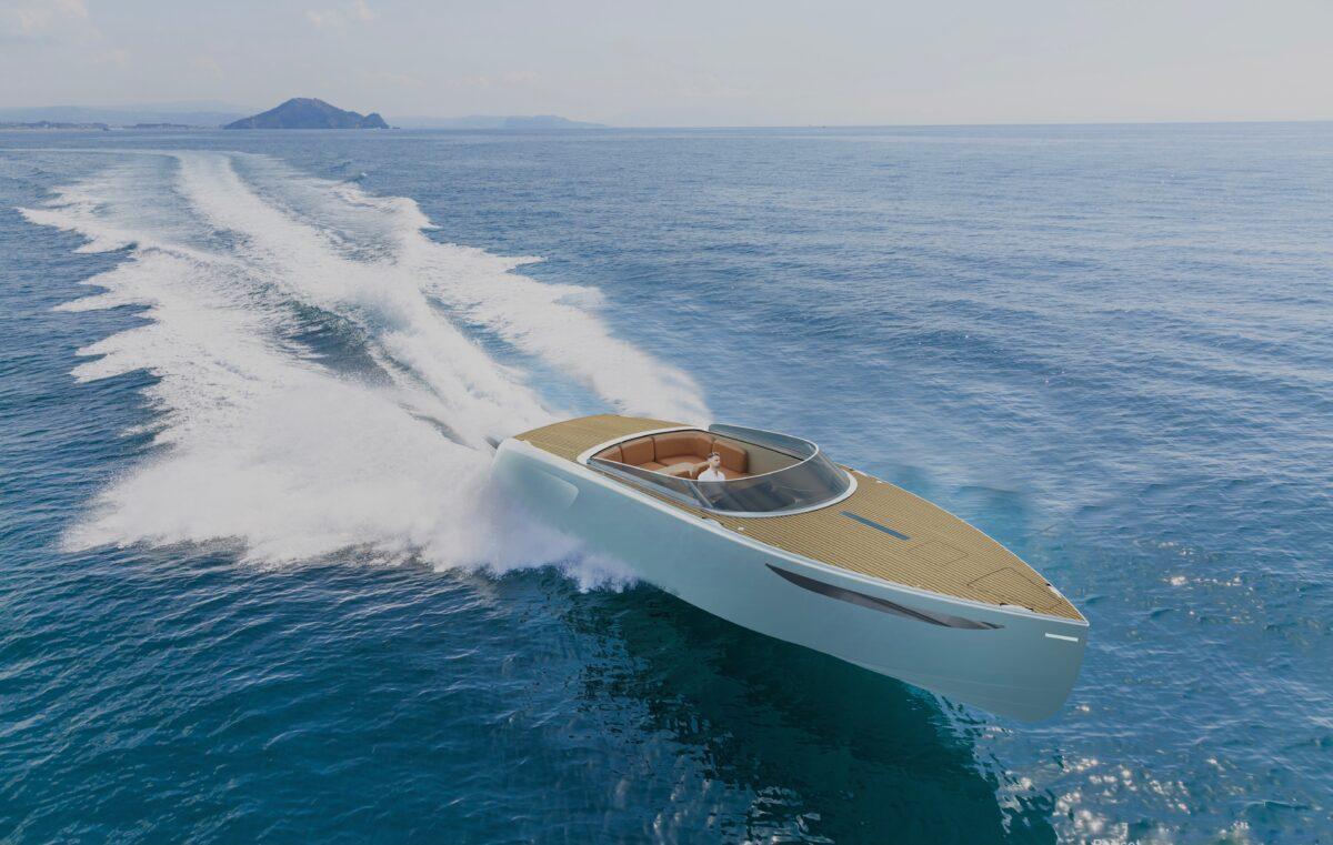 Questo yacht promette di ridurre al 100% l'impatto negativo sull'ambiente