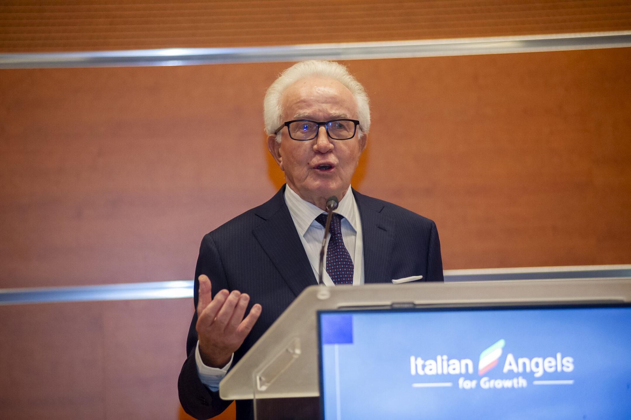 Startup italiane: Antonio Leone, presidente Italian Angels for Growth