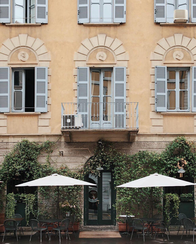 Milan, Brera: il Take away bistrot