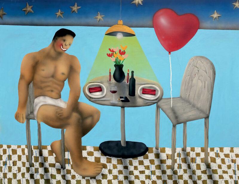 Arte contemporanea: opera di Evgen Čopi Gorišek
