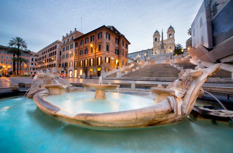 Italia, il sogno degli americani